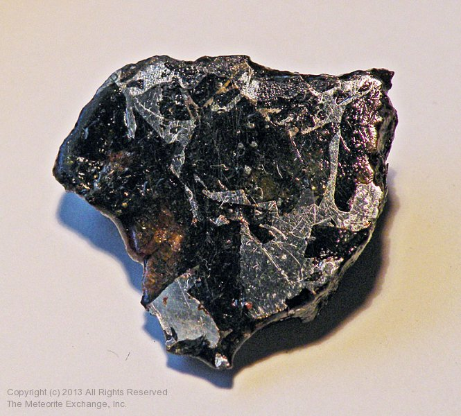 Stony-Iron Meteorites