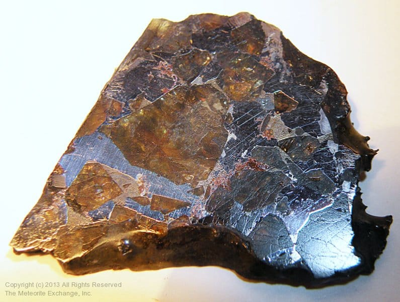 how to tell if you have foubd a meteorite stone