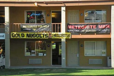 Attention: Tucson Show Vendors – #meteorites