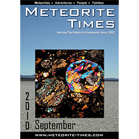 Meteorite Times Magazine January Issue Now Up – #meteorites