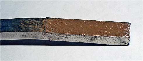 meteorite-dust