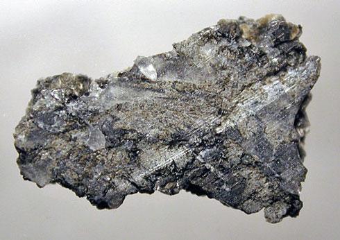 Los Angeles Mars Meteorite