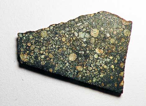 Begaa Meteorite