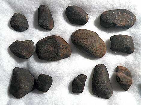 Gao Meteorites