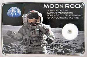 Moon Meteorite Box