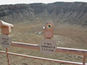 Meteor Crater Observing Platform